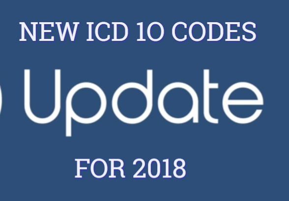 icd 10 updates 2018 pdf