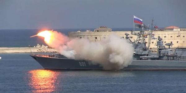 Τεράστια συγκέντρωση ρωσικών δυνάμεων που «τρομάζει» την Άγκυρα!