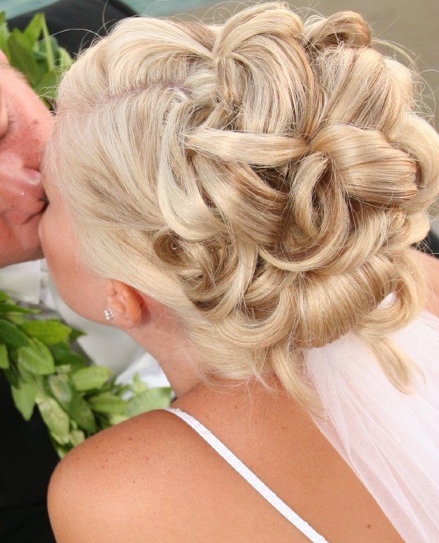 Beautiful Hair Style In Wedding: Photos Gallery For Fun: Beautiful Prom Hair Styles