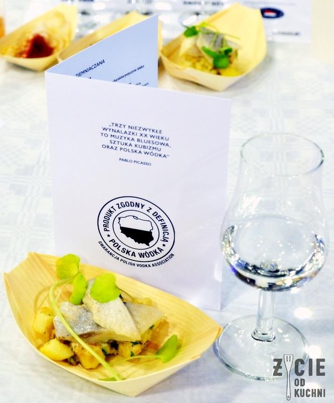 polska wodka, sledz, food pairing, grzegorz lapanowski, food lab studio, polska wodka, luksusowa, wuborowa, ostoja