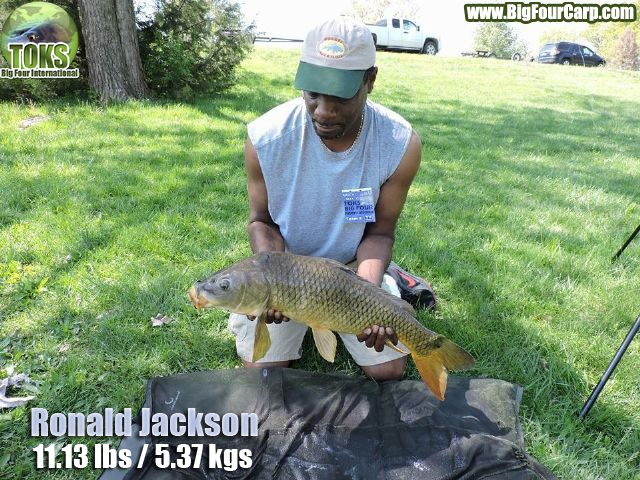 FIRST TIME EVER!! - Female Carp Angler <b>Hold</b>s World Big Four Leader ...