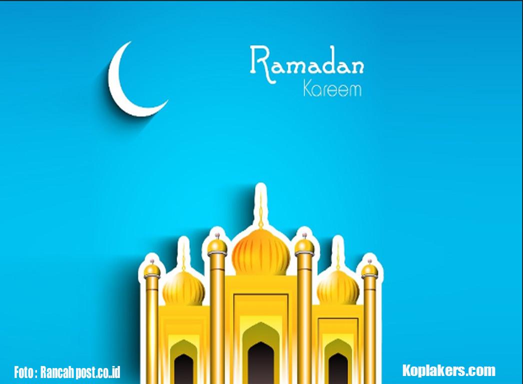 Kumpulan gambar kartu ucapan selamat bulan ramadhan 1439 h 2018
