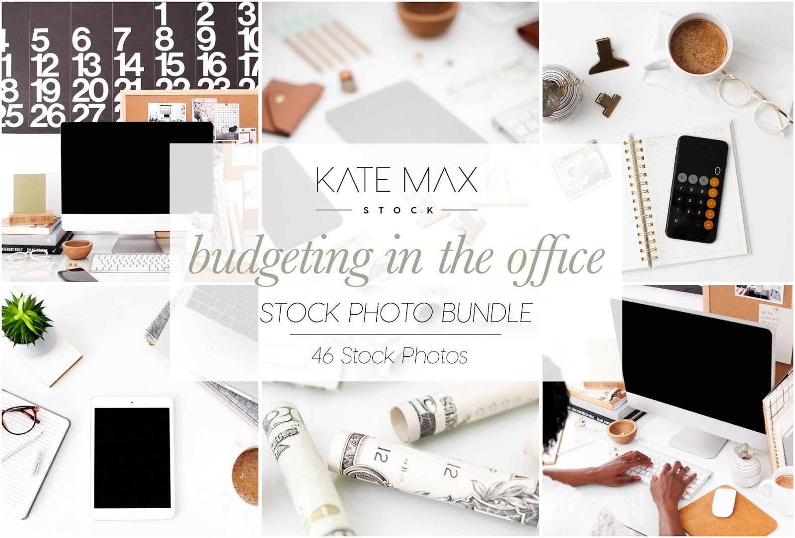 Budgeting in the Office Mockups