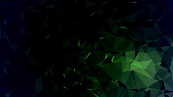 Wallpaper 3: Polygon