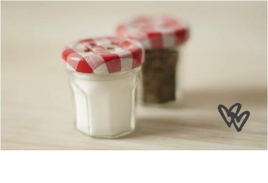 Mein Foodblog: Mini DIY: Salz- Und