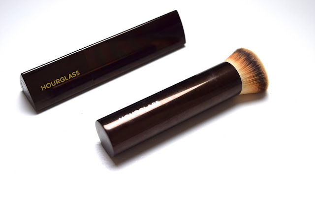 a picture of Hourglass Vanish Seamless Foundation Stick and Vanishing Foundation Brush