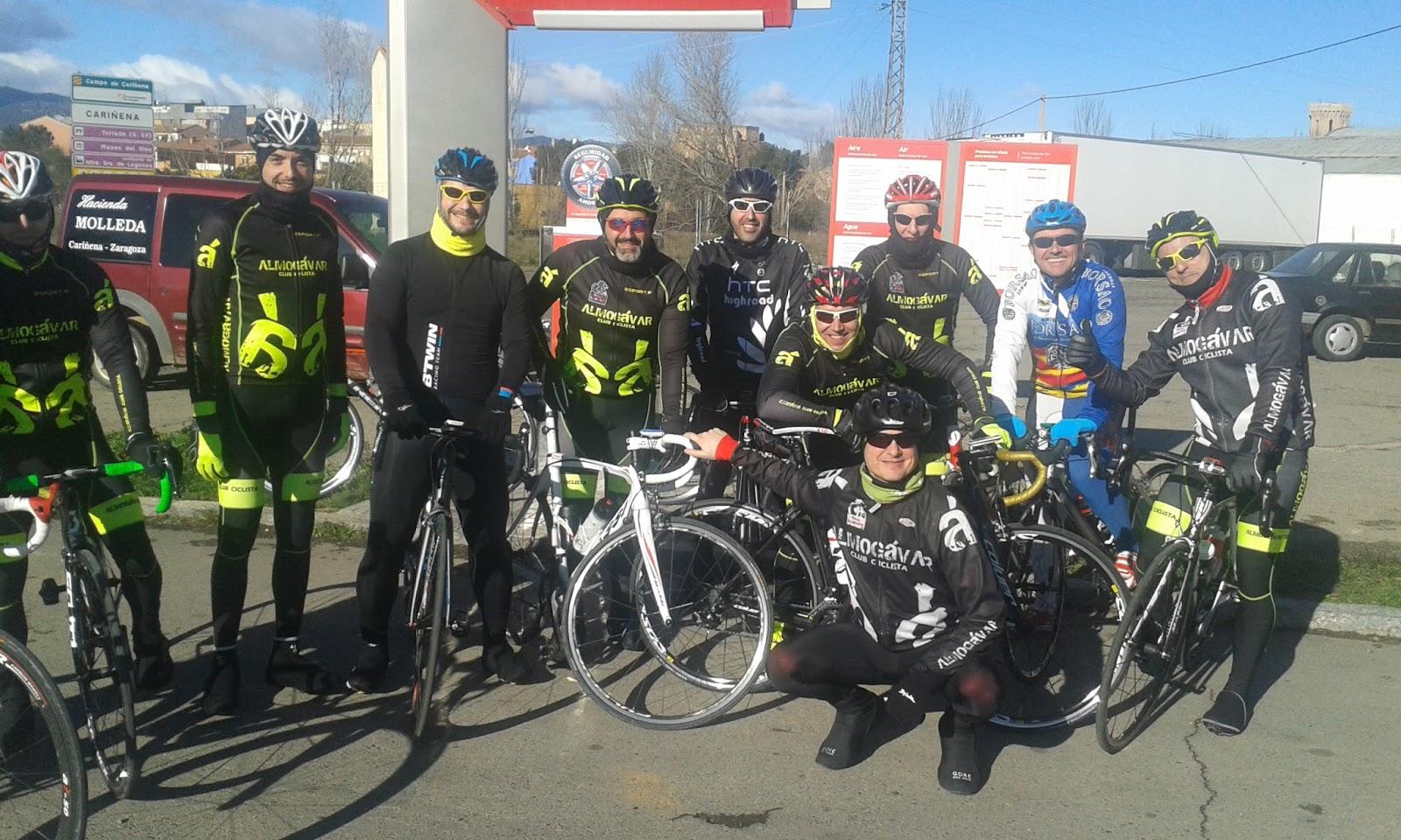 Club ciclista almog var ruta del domingo 07 02 - Como se puede abortar en casa ...