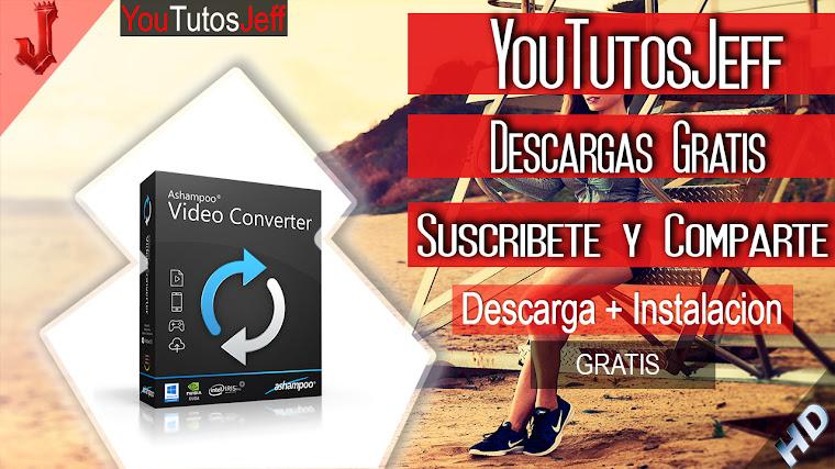 Ashampoo Video Converter 1.0.0.44 FULL ESPAÑOL