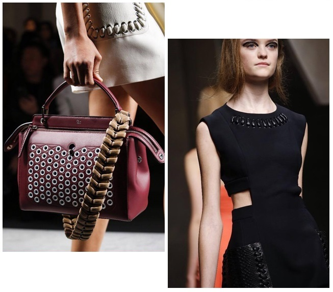 comeback: Fendi Spring 2016 Ready-to-Wear