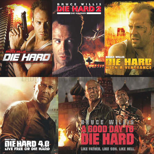 DIE HARD, MOVIE REVIEW??