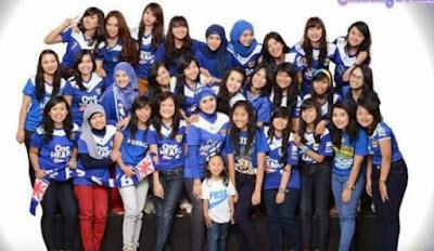Maung Geulis - Bobotoh Cantik Persib Bandung