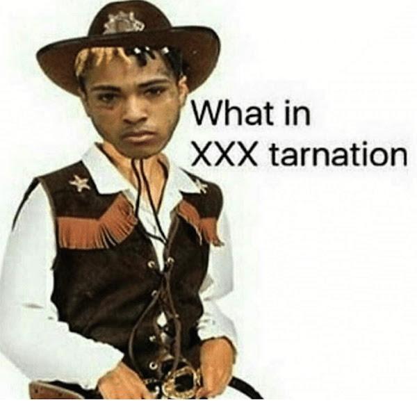 Xxxtentacion - What in XXXTarnation (feat. Ski Mask the Slump God) - Single Cover