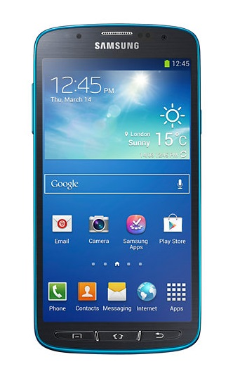 Samsung I9295 Galaxy S4 Active Specifications - Inetversal