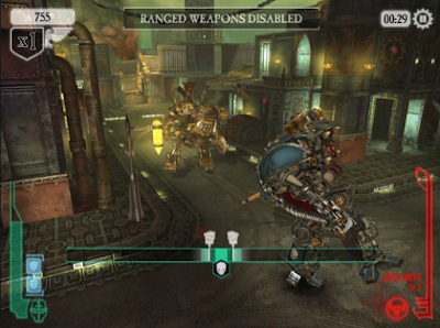 Download Warhammer 40,000: Freeblade