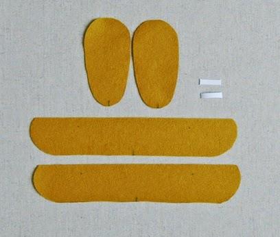 tutorial para hacer zapatillas de niño