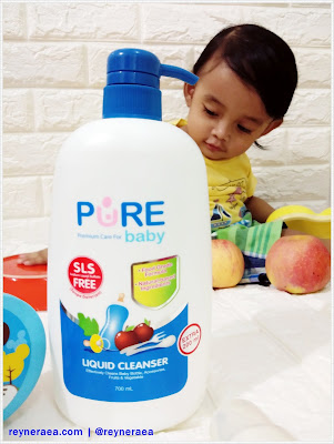 Purebaby Liquid Cleanser
