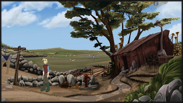 The Little Acre Adventure