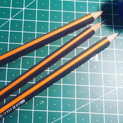 material escolar, manualidades, lápiz de grafito,