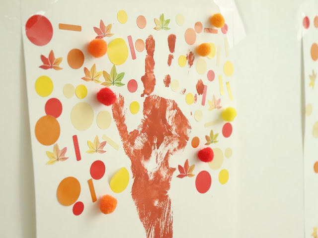 arbre automne maternelle