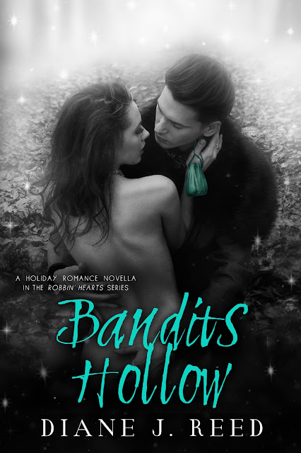 HALLOWEEN GIVEAWAY for Bandits Hollow, My Spooky Time Travel Romance!