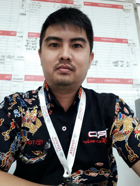 Rekomendasi Sales Toyota Kopo Bandung 2017