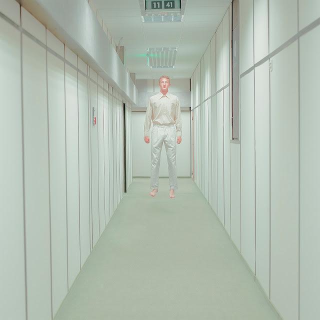 Human Space foto proyecto de Maria Svarbova