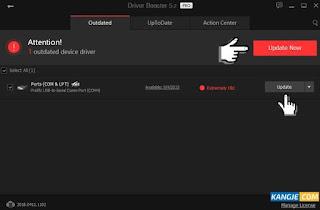 Cara Update Driver dengan Driver Booster IObit