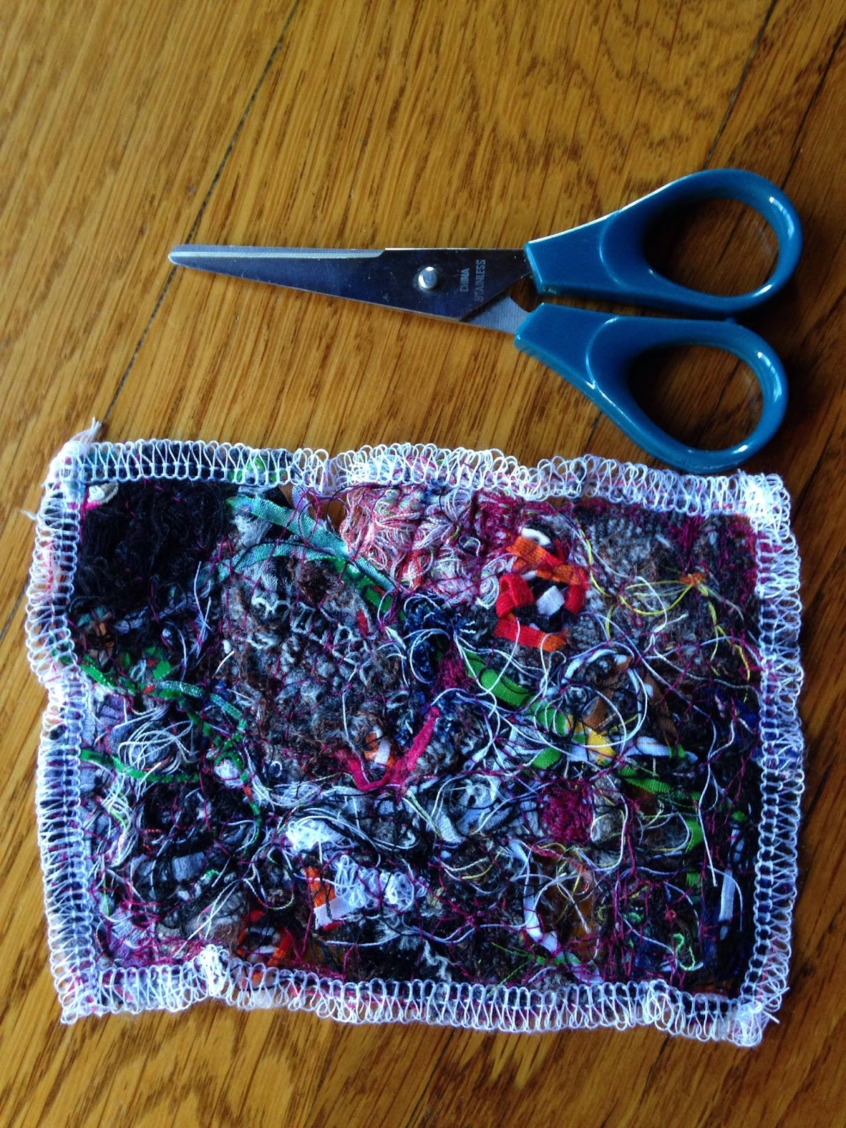 How to Upcycle Your Scrap Threads