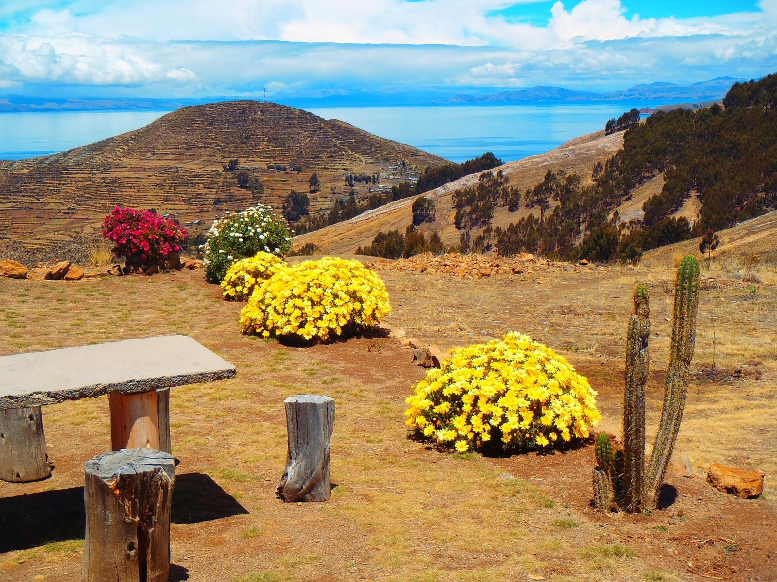 Inca Pacha' Isla del Sol - Copacabana - Bolivia  |Isla Del Sol Copacabana