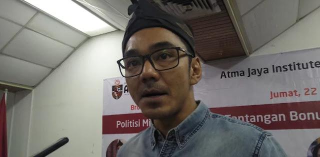 PSI Tolak Pelaku Hoax Dijerat Pakai UU Antiterorisme
