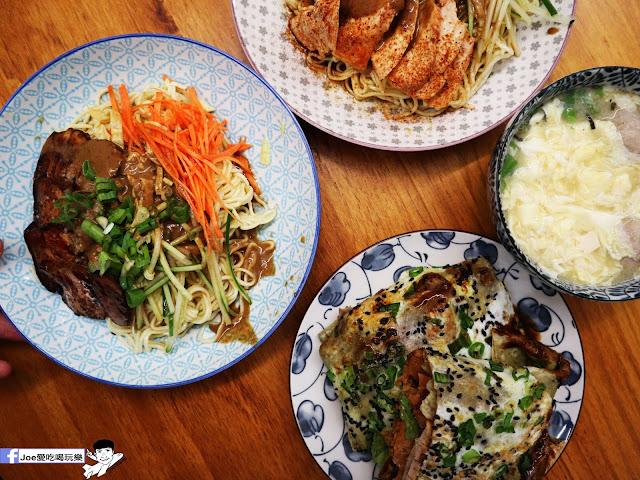 IMG 2563 - 【新竹美食】北門室食 NO.40 BEIMEN ,穿梭在老舊以及新穎間的文青涼麵店,除了涼麵之外煎餅菓子也是傳統好滋味!!
