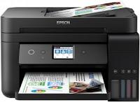 Epson EcoTank ITS L6190 Driver Download Windows, Mac, Linux