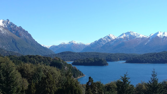 Bariloche- cycling around the lakes