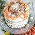 Saftiger Carrot Cake á la Starbucks zu Ostern
