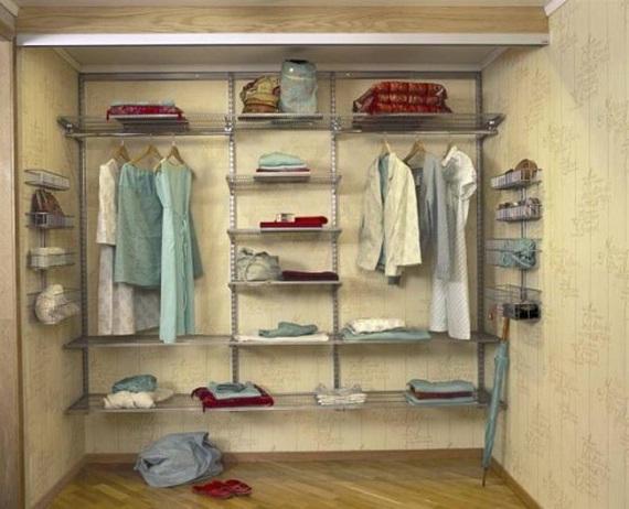 Decora y disena 15 armarios para ropa ideas modernas para organizar - Ideas para organizar el armario ...