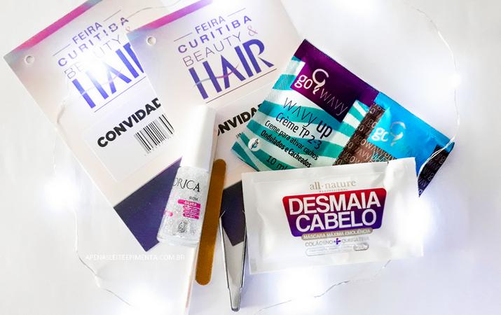 Feira Curitiba Beauty & Hair 2018