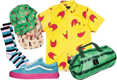 Golf wang clothing