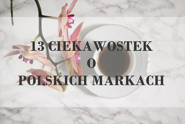 POLSKIE MARKI