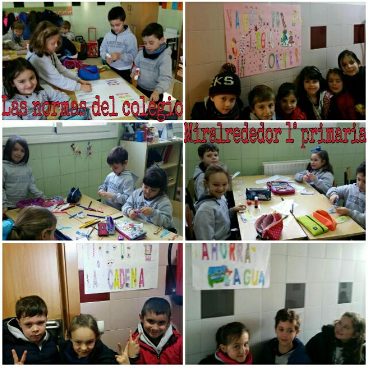 Agustinas Valladolid - 2017 - Primaria 1 - Mi Barrio - Miralrededor 3