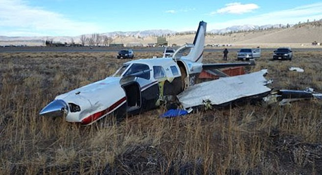 Kathryn's Report: Piper PA-46 Mirage, N546C, Golf Whiskey