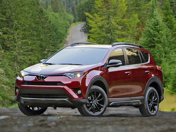 Toyota RAV4 Adventure Crossover 2018