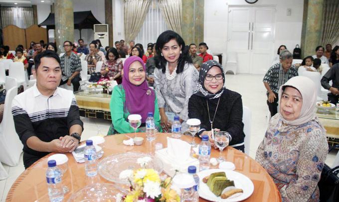 Novita IYL Hadiri Pertemuan Kerukunan Keluarga Maluku