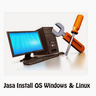 Jasa Install Ulang OS Windows Dan Linux