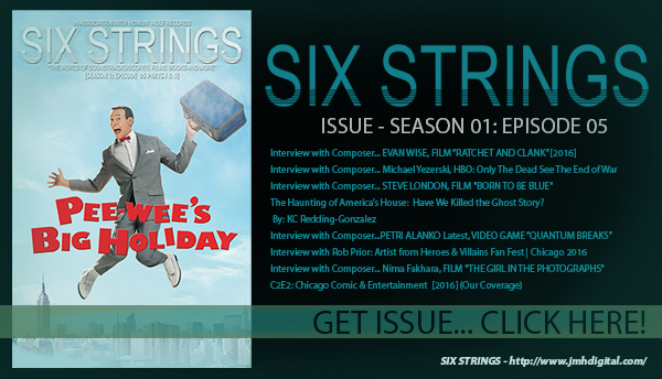 Six Strings - Issue 5 [2016]