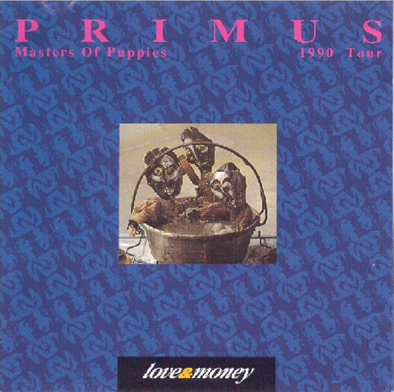 Primus: Master Of Puppies  Rome, Italy - October 31, 1990