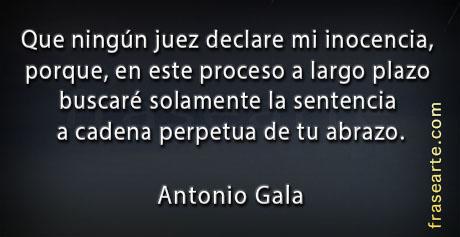 Antonio Gala en frases