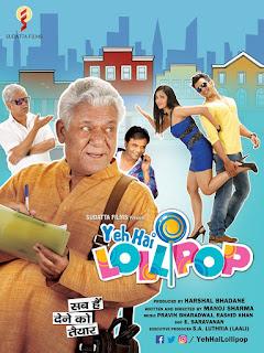 Yeh Hai Lollipop (2016) Hindi Movie HDTVRip | 720p | 480p