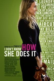 I Don't Know How She Does It (2011) ταινιες online seires xrysoi greek subs