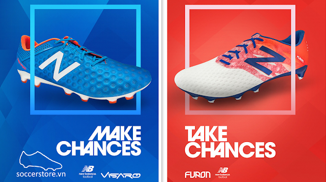 New Balance Visaro vs Furon