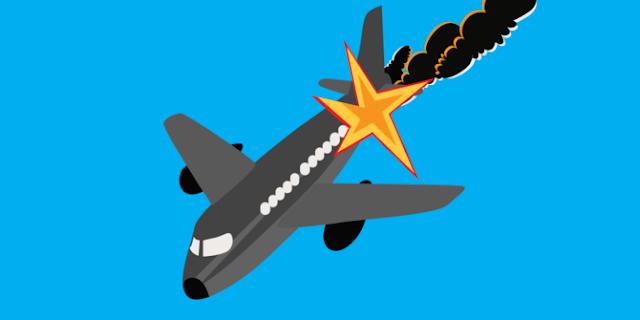 Pesawat Militer AL AS Kecelakaan, 16 orang Tewas